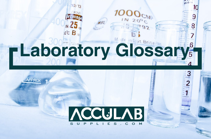 AccuLab-Glossary