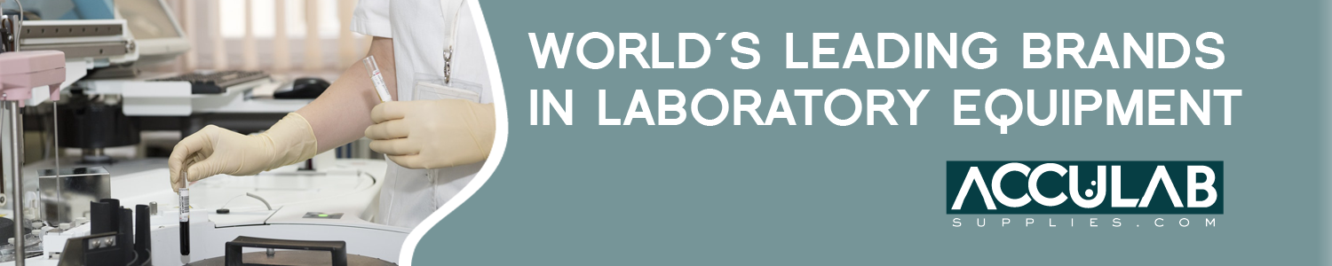 World´s leading brands in Laboratory Equipment.